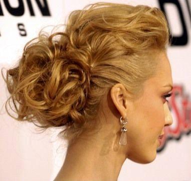 Emma Watson Messy Updo Celebrity Updos Star Style Beauty Hair