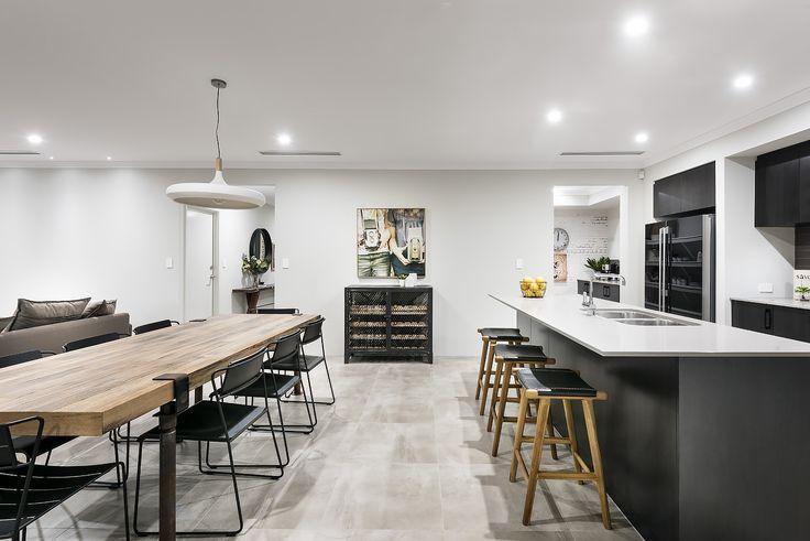 Maddison Kitchen & Dinning | apg Homes