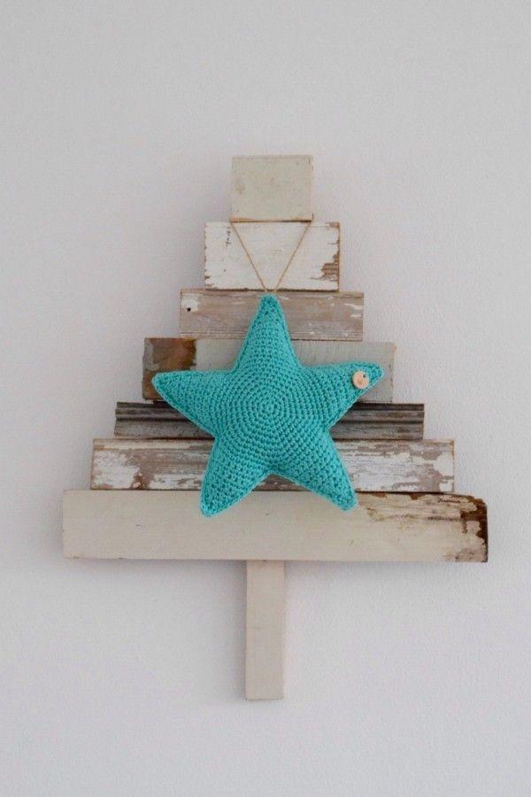 Crochet Star Inspiration ❥ 4U hilariafina  http://www.pinterest.com/hilariafina/