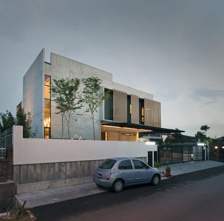 Completed in 2016 in Petaling Jaya, Malaysia. Images by Rupajiwa Studio . A new built, 4600 sqft built up bungalow on an apprx 7400 sqft land in SS3, one of the bigger residential suburbs of Petaling Jaya.  I had received...