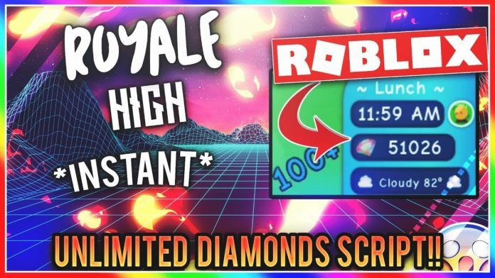 Download Royale High Diamond Roblox Exploit #roblox ...