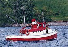 MV Cordite, research vessel, Royal Military College of Canada, Kingston, Ontario, Canada