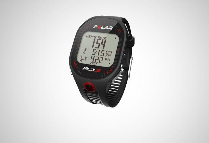 #Polar RCX3 GPS HRM