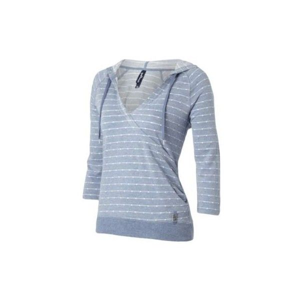 Blue spotted jacquard hoodie (£12) ❤ liked on Polyvore featuring tops, hoodies, sale+women, women's clothing, pineapple top, logo top, hooded sweatshirt, v neck hoodie and blue hoodie