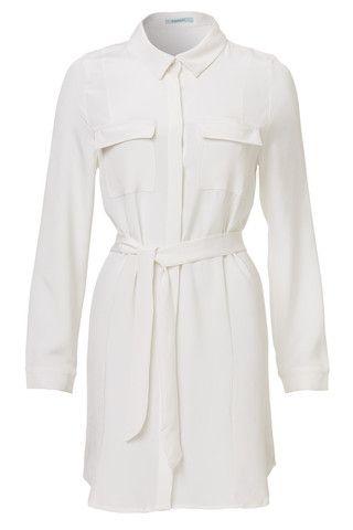 Collins Shirt Dress – KOOKAÏ