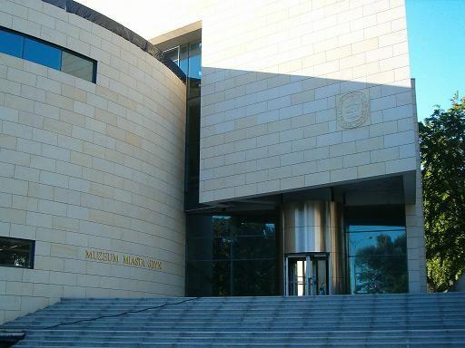 Strona Muzeum Gdyni.
