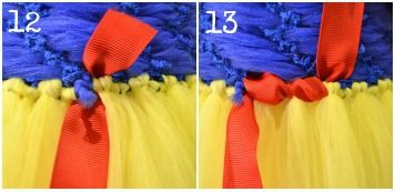 Snow White Costume Tutorial