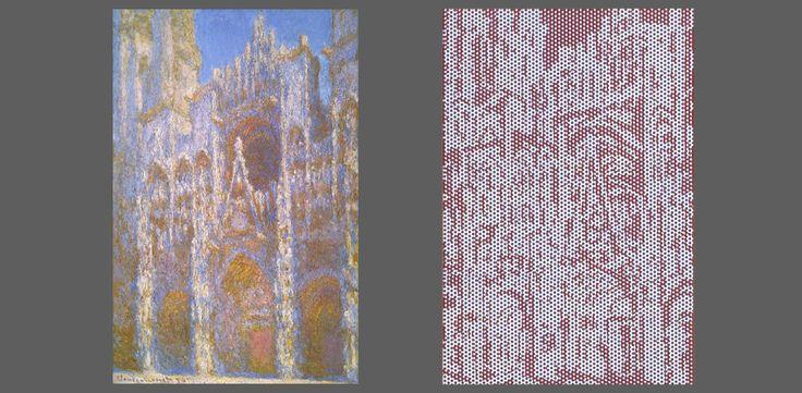 Monet/Lichtenstein | Museum of Fine Arts, Boston