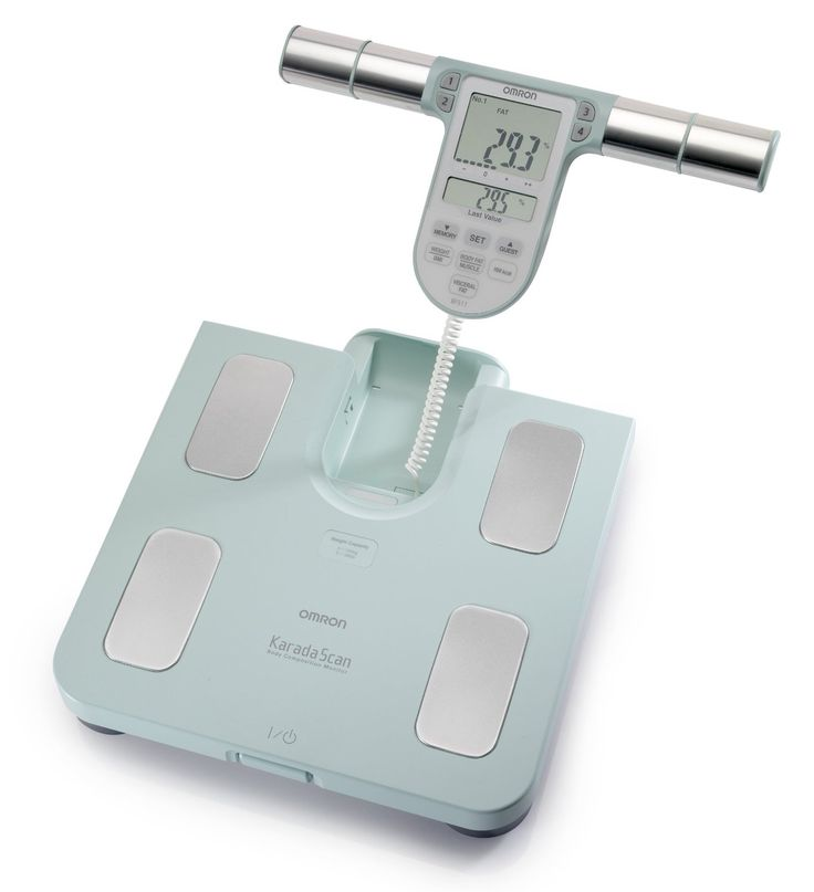 Omron BF511 Family Body Composition Monitor - Turquoise: Amazon.co.uk: Health & Personal Care