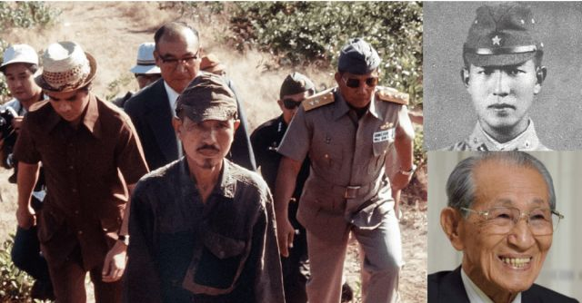 April 22, 2015 - Remembering Hiroo Onoda: Japanese Soldier who Fought WWII for 29 Years After It Ended!