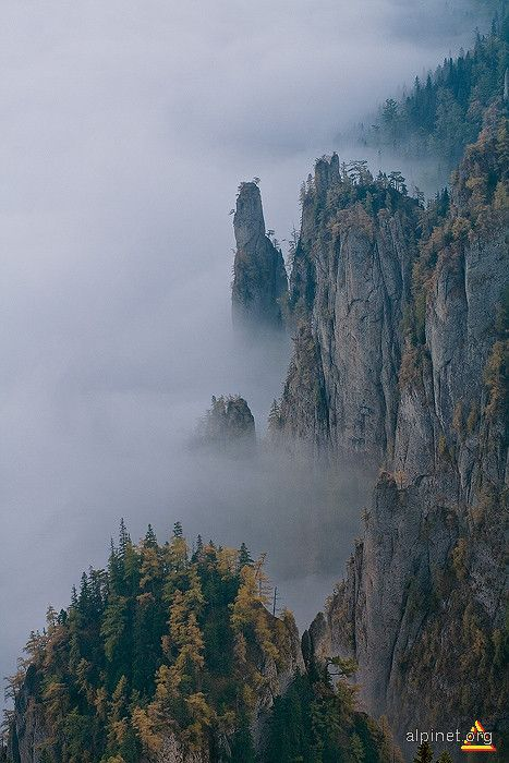 Ceahlau Mountains, Romania