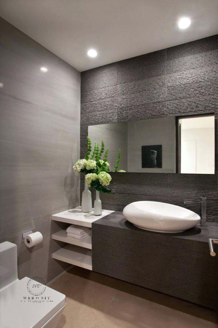 Bathroom Wall Decor Ideas 2019 Bathroom Decor Trends 2018 Bathroom Decor Next From Bathroom In 2020 Bathroom Design Luxury Modern Bathroom Bathroom Vanity Designs