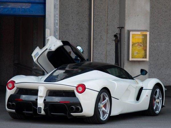 Image result for mobil ferrari putih