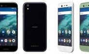 Sharp X1 is the latest Android One smartphone for Japan huge battery included
