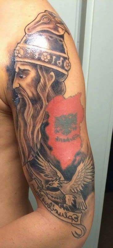 ALBANIAN TATTOOS - Facebook