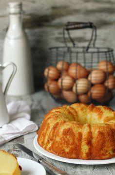 Kanela y Limón: Bizcocho cremoso de leche / Paso a paso