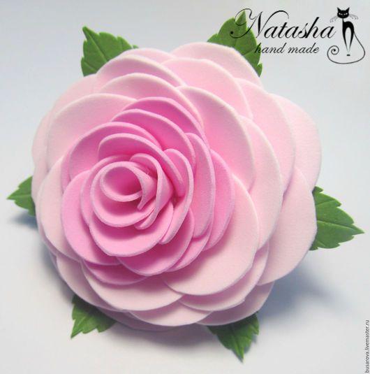"""jóias feitas à mão infantil.  Mestres Fair - feito à mão.  Comprar Eraser """"Rose"""".  Handmade.  gum artesanal rosa"""