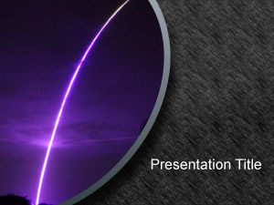 Asteroid PowerPoint Background is a free PowerPoint background that you can download and use in your technology presentations but also good for abstract template #rays #lights #powerpoint #presentation #ppt