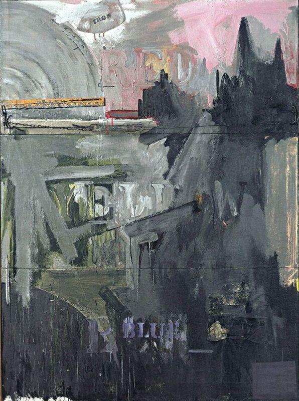 Passage, 1962 Jasper Johns