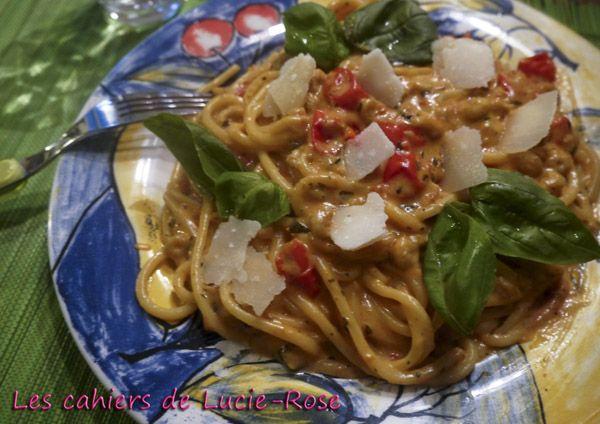 One-Pot Pasta aux crevettes grises 6