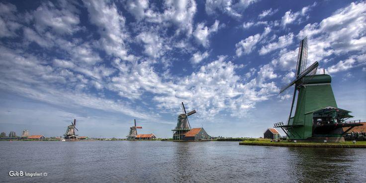 https://flic.kr/p/HDNuKe   cloudy day at the Zaanse Schans
