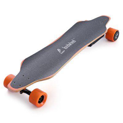 Landwheel L3 - A Anti-skip 3200mAh 8.3cm 4-wheel Electric Skateboard Slide Board with Remote Control