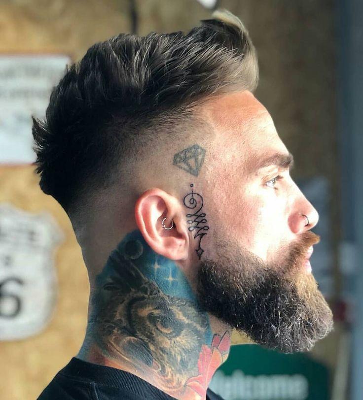 Deine Gedanken zu seinem Haar- und Bartspiel? Kommentar unter Credi