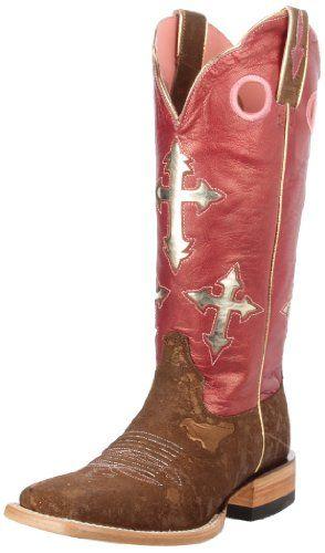 $:::DISCOUNTED:::$ Ariat Women's Ranchero Boot,Metallic Copper/ Pink