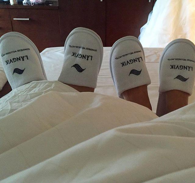 Good morning! #mrandmrswaheeb #wedding #langvikhotel   http://www.langvik.fi/