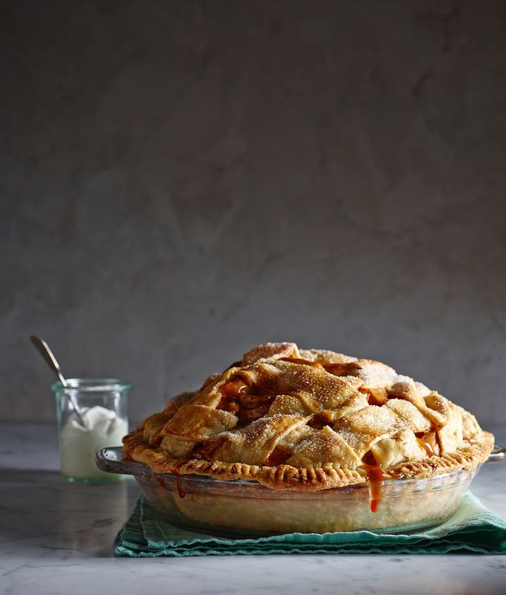Salted Caramel Apple Pie | Williams-Sonoma Taste