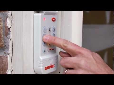 how to reset garage door openerBest 25 Genie garage door ideas on Pinterest  Diy garage kits