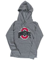 Barnes & Noble - The Ohio State University Bookstore - J America Vintage Triblend Fleece Hood Ohio+State+Bookstore Nike+J+America OSU+Textbooks