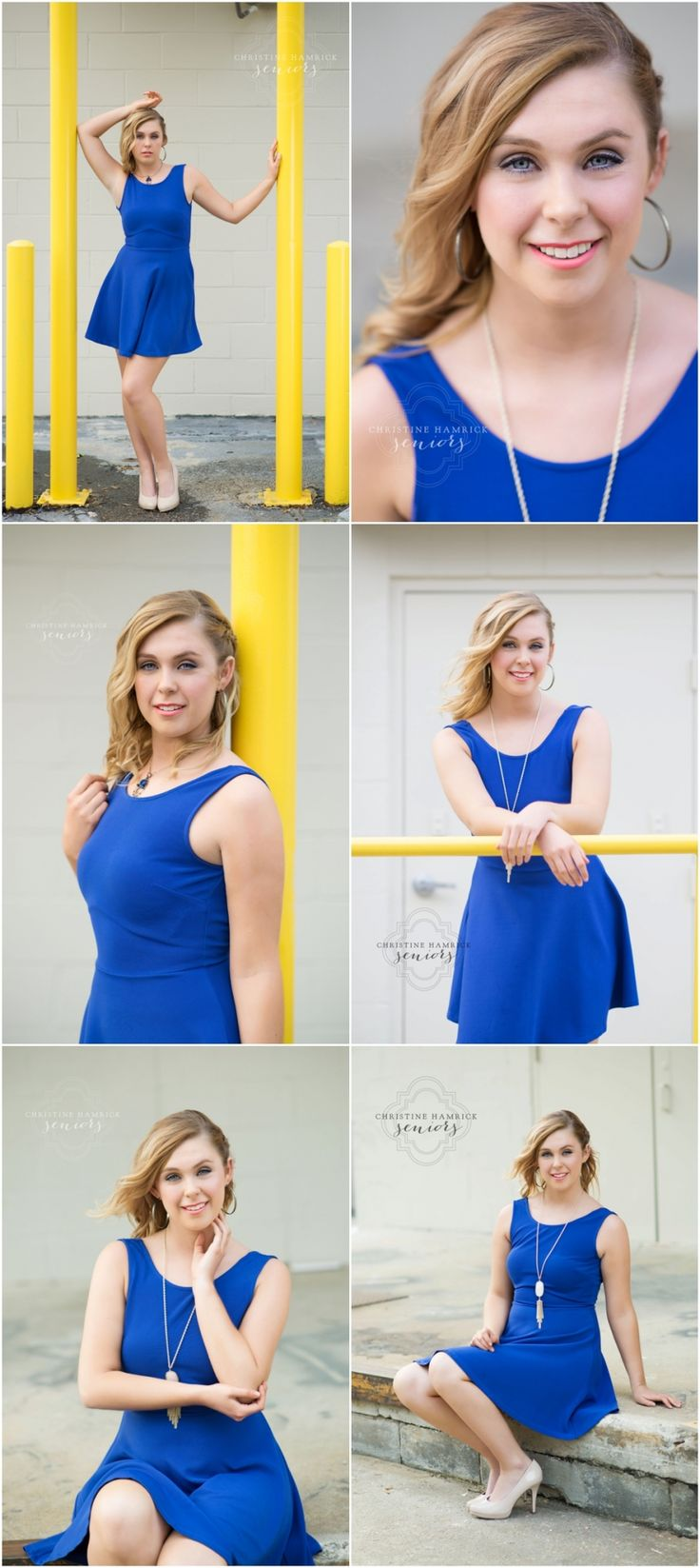 Wando High School Class of 2015 | Christine Hamrick Photography | Charleston, SC