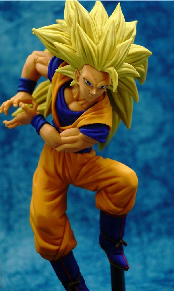 Anime Game Dragonball Zeno Burdock Gogeta Super Saiyan Ssj Collection Dbz Model Brinquedos Figurals Gift Matching In Colour Toys & Hobbies
