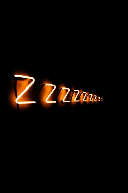 orange xx neon xx signs xx words