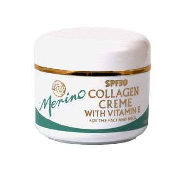 Marine Collagen Cream SPF30 - Merino - 100g | Shop New Zealand