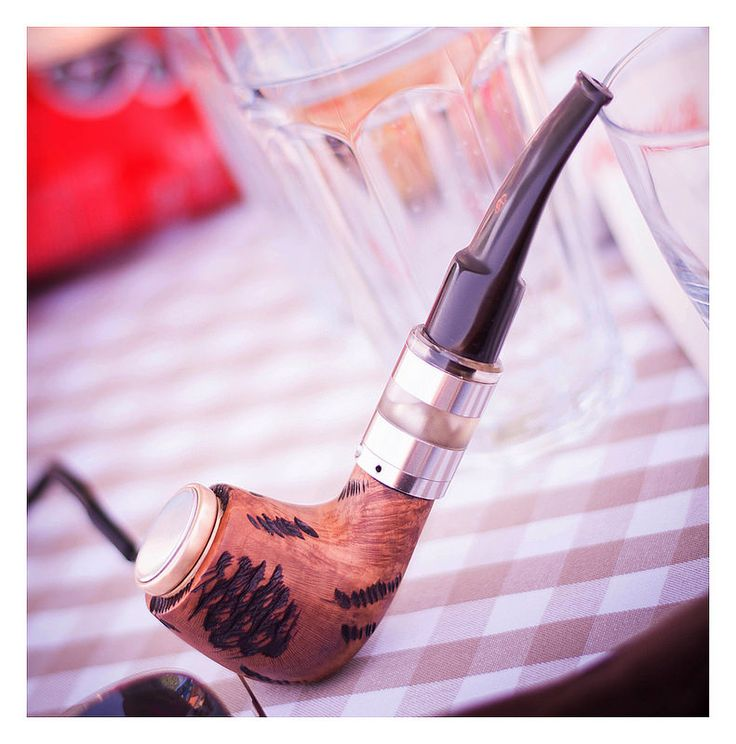Lorenzo pipe...Perfect for classy vaping #epipes