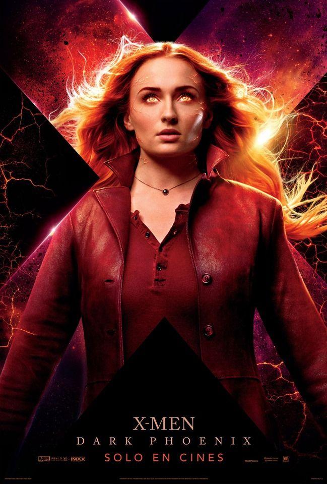 Sophie Turner In Dark Phoenix 2019 In 2020 Dark Phoenix Jean Grey Phoenix Jean Grey