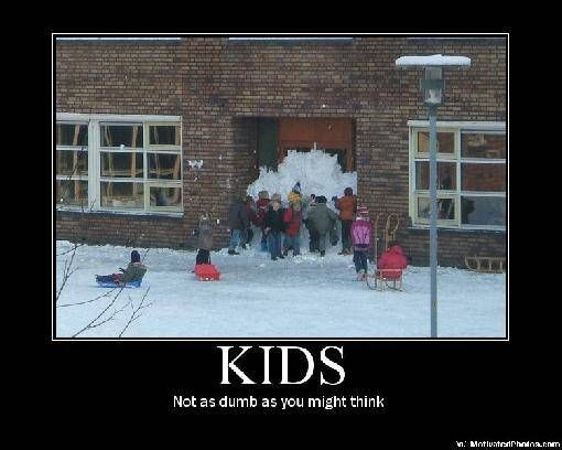 Winter snow quotes funny schools snow funny stuff smart kids