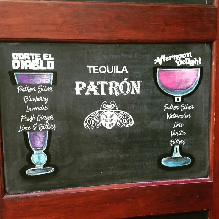 Patron Tequila cocktails currently in action at The Gresham in Brisbane CBD.