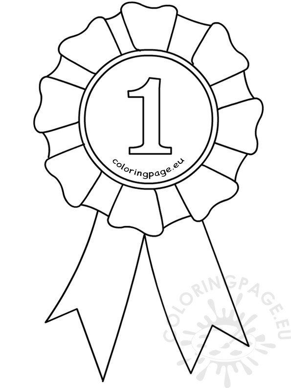 Free Printable Award Ribbons Unique 27 Of Christmas 1st Place Ribbon Template Award Ribbons Coloring Pages Stencil Template