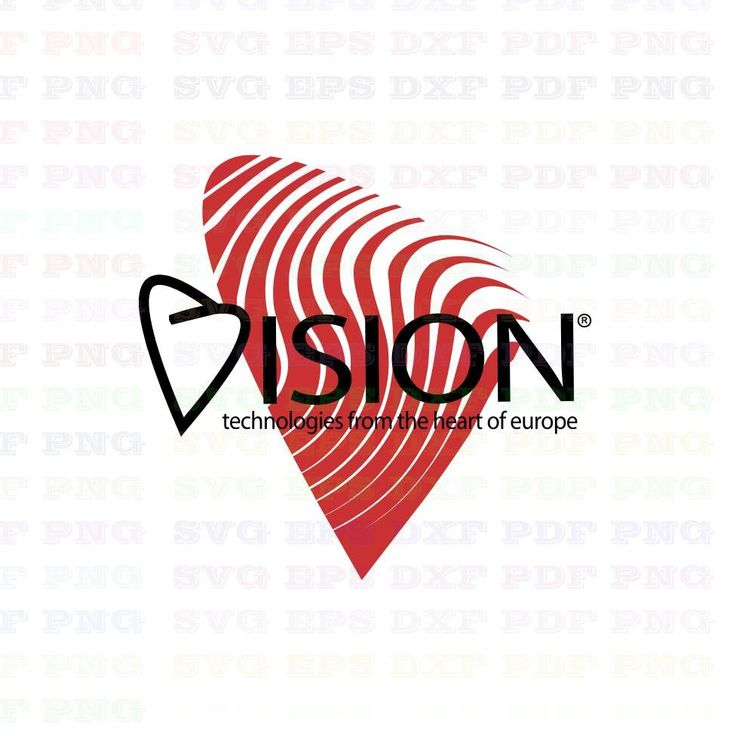 Vision Technologies Logo Trademark Brand Svg Dxf Eps Pdf Png, Cricut, Cutting file, Vector, Clipart