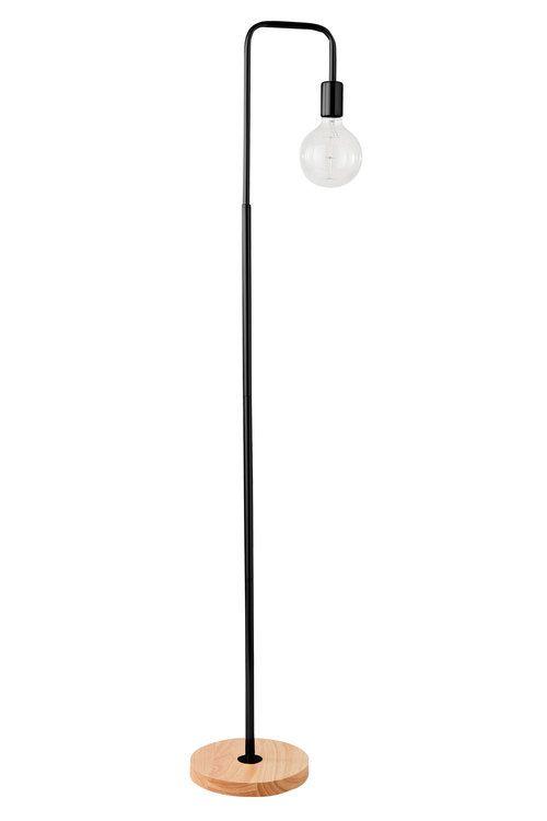 Floor Lamps Lighting Direct FRISCO FLOOR LAMP BRUSHED