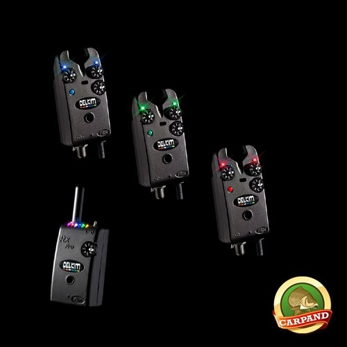 Pack Delkim Txi Plus 3 couleurs + Centrale Rx Pro