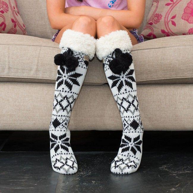 8 Best Slipper Socks Images On Pinterest Knit Slippers Knitted Slippers And Penny Loafer