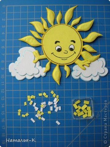 Crafts product application Application Bumagoplastika Volume + Mini MK cardboard photo 3
