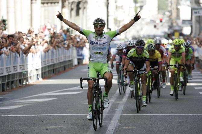 Sonny Colbrelli takes the Giro dell'Appennino