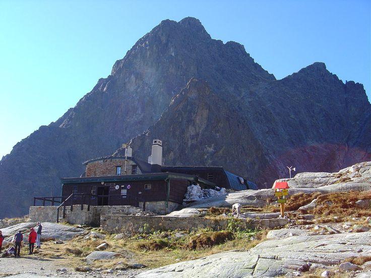 Malá Studená dolina - Teryho chata