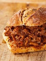 You are my sunshine, my only sunshine...: Slow-Cooked Pulled Pork Recipe