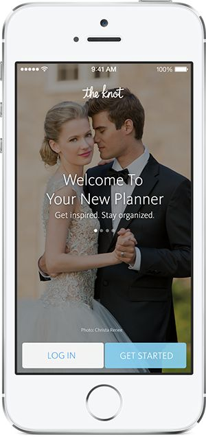 Introducing the brand new Wedding Planner App by The Knot!